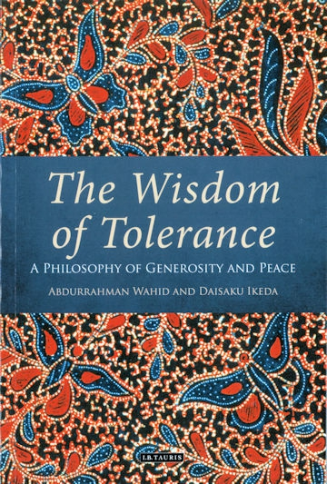 The Wisdom of Tolerance